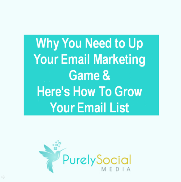 Why You Need to Up Your Email Marketing