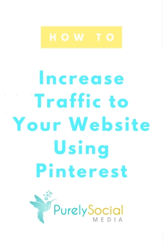 Increase Traffic to Your Website Using Pinterest